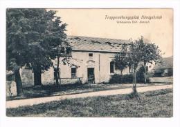 Cpa -  Allemagne -  TRUPPENUBUNGSPLAK   KONIGSBRUCK --  Verlassenes  Dorf  Zietzsch - Klingenberg (Sachsen)