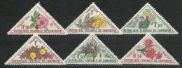 Cameroon 1963 - Fowers , MNH - Camerun (1960-...)