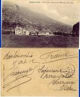 BARDONECCHIA PALAZZINE E PANORAMA MILOURES 1912 - L250 - Other Cities