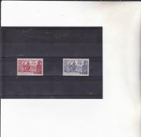COTE D´IVOIRE  : Y&T : * : 144-145 - Côte-d'Ivoire (1892-1944)