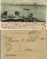CATANIA IL PORTO 1903 - L250