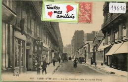 Paris : Rue Cardinet - District 17