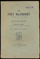 WALLON - Les Frés Mathonèt - Comédie En Trois Actes. - Livres, BD, Revues