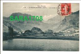 05 La ROCHE De RAME, Les Bords Du Lac. édit FOURNIER. ( VOIR 2 SCAN ). - Francia