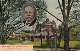 President Taft's Summer Home, Beverly, Mass. - Etats-Unis