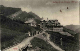 Kräzerli Am Säntis - AR Appenzell Ausserrhoden