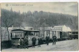 Poix Saint Hubert Le Vicinal  ( traduction : tramway de banlieue)