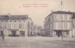 82.CAUSSADE. Avenue De Montricoux - Caussade