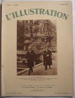 L�ILLUSTRATION:1933:  ETHIOPIE-NEGUS..DICTATURE HITLERIENNE...ROOSEVELT.. AVIATION...GRASSE..PING-P ONG...