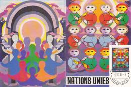 Genève Nations-Unies 1988 - Enfant Child Kinder - Office De Genève