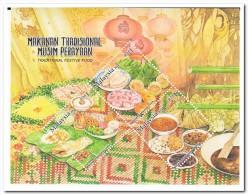 Maleisie 2010 Postfris MNH, Traditional Food - Maleisië (1964-...)