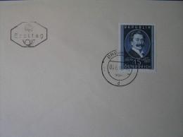 Johann Strauss Sohn ANK 946 (1949) - FDC