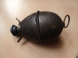 grenade allemande mod 39,complete et inerte