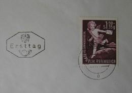 Tag Der Briefmarke ANK 988 (1951) - FDC