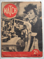 MATCH:1938: LE PEUPLE JUIF..ARISTIDE BRIAND..HENRI FORD..DALADIER..SALON DE L'AUTO..Etc...