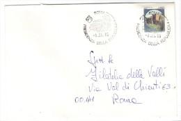 BOL1740 - ITALIA , Lettera Dell' 8/11/1985 : Annullo PRESIDENZA DELLA REPUBBLICA - 6. 1946-.. Repubblica