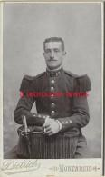 CDV-militaire 82e Régiment, Neveu De Papa Bolleret-photo Dietrich à Montargis - War, Military