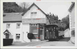 RK557 Great Orme Tramway No5 Passing The King's Head Ind Coope Pub - Fotos