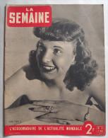 WWII : LA SEMAINE:1941: LEIPZIG..ELECTION AMERICAINE..ALLEMAGNE...E tc...