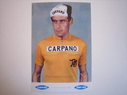 CYCLISME CICLISMO RADSPORT WIELRENNEN : Attilio MORESI Vainqueur Du Tour De Suisse  Reproduction - Cyclisme