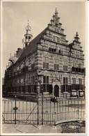 Uralte AK Naarden Stadthuis/Rathaus - Naarden