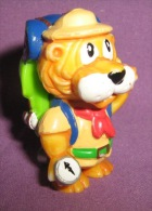 Figurines - Kinder - Ferrero - Lion, 1993. - Cats