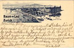 Baur Au Lac - Zurich - ZH Zürich