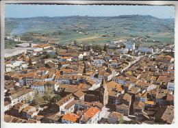 STE LIVRADE 47 - Vue Aérienne - CPSM Dentelée GF - Lot Et Garonne - Autres Communes