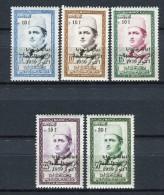 Marruecos 1960. Yvert 397-401 ** MNH. - Morocco (1956-...)