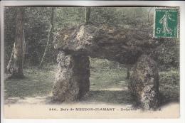 BOIS DE MEUDON - CLAMART 92 - Dolmens - CPA - Hauts De Seine - Meudon
