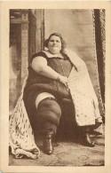 Themes Div-ref H633- Phenomene - Biographie De Teresina La Plus Grosse Femme Du Monde - Carte Bon Etat  - - Spectacle