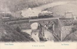 Trois-Ponts - Le Viaduc (E. Desaix Aywaille, Train Vapeur) - Trois-Ponts