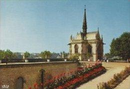 Amboise - La Chapelle Saint-Hubert Dans Le Parc Du Château    # 01192 - Amboise