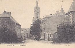 Ferrières - Le Centre (animée, Attelage, JVJ) - Ferrieres