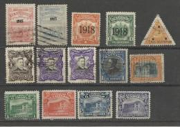 El Salvador 1915 > Lot - El Salvador