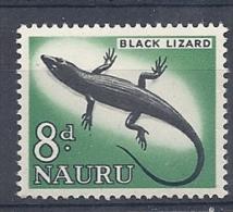 140016174  NAURU  YVERT   Nº  49  */MH - Nauru