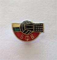 Bulgaria volleyball federation pin