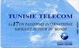 @+ Tunisie - Télécarte Urmet Tunisie Telecom - 50U - Le 17 - Tunisie