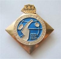 Volleyball World Championships Women USSR St Petersburg /Leningrad/1978 Pin