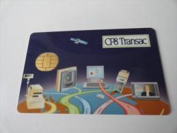 RARE : CP8  TRANSAC - Variétés