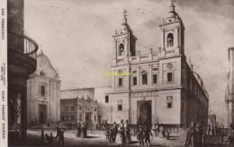 CPA ARGENTINE ARGENTINA MITCHELL'S BUENOS AIRES ** SAN FRANCISCO 1838 SAINT FRANCIS CHURCH - Argentine