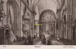 CPA ARGENTINE ARGENTINA MITCHELL'S BUENOS AIRES **  PILAR 1840 PILAR CHURCH - Argentine