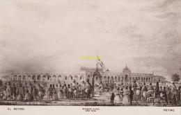 CPA ARGENTINE ARGENTINA MITCHELL'S BUENOS AIRES ** EL RETIRO 1836 RETIRO - Argentine