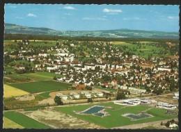 WOHLEN AG Flugaufnahme Mit Schwimmbad - AG Aargau