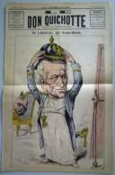 Le Don Quichotte, En carnaval par Gilbert-Martin, 19 f�vrier 1887.