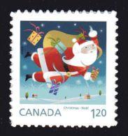 CANADA 2014, #2799, CHRISTMAS  SANTA CLAUS  USA Rate , Single Stamp  MNH - Carnets