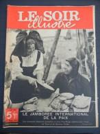 LE SOIR ILLUSTRE 1947 JAMBOREE INTERNATIONAL