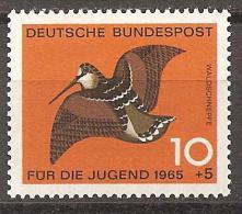 BRD 1965 // Michel 464 ** (M) - Albatrosse & Sturmvögel