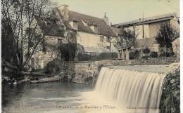 BEYNES - Déversoir De La Mauldre à L'usine - Beynes