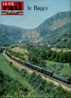 Chemins De Fer Du BUGEY 1967 - Trains